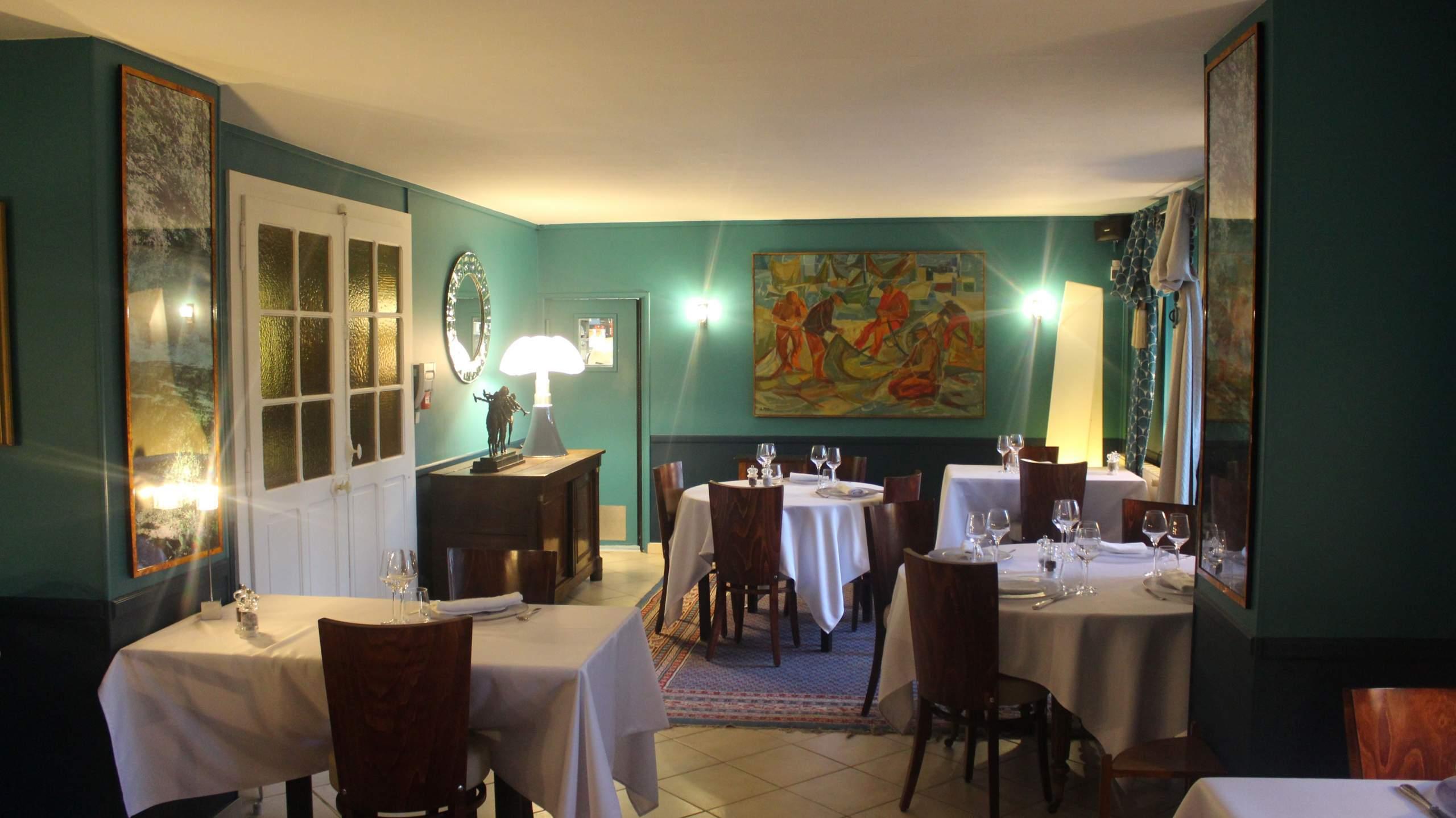 Restaurant haute marne · La Source Bleue · Hotel de Charme Insolite Haute-Marne