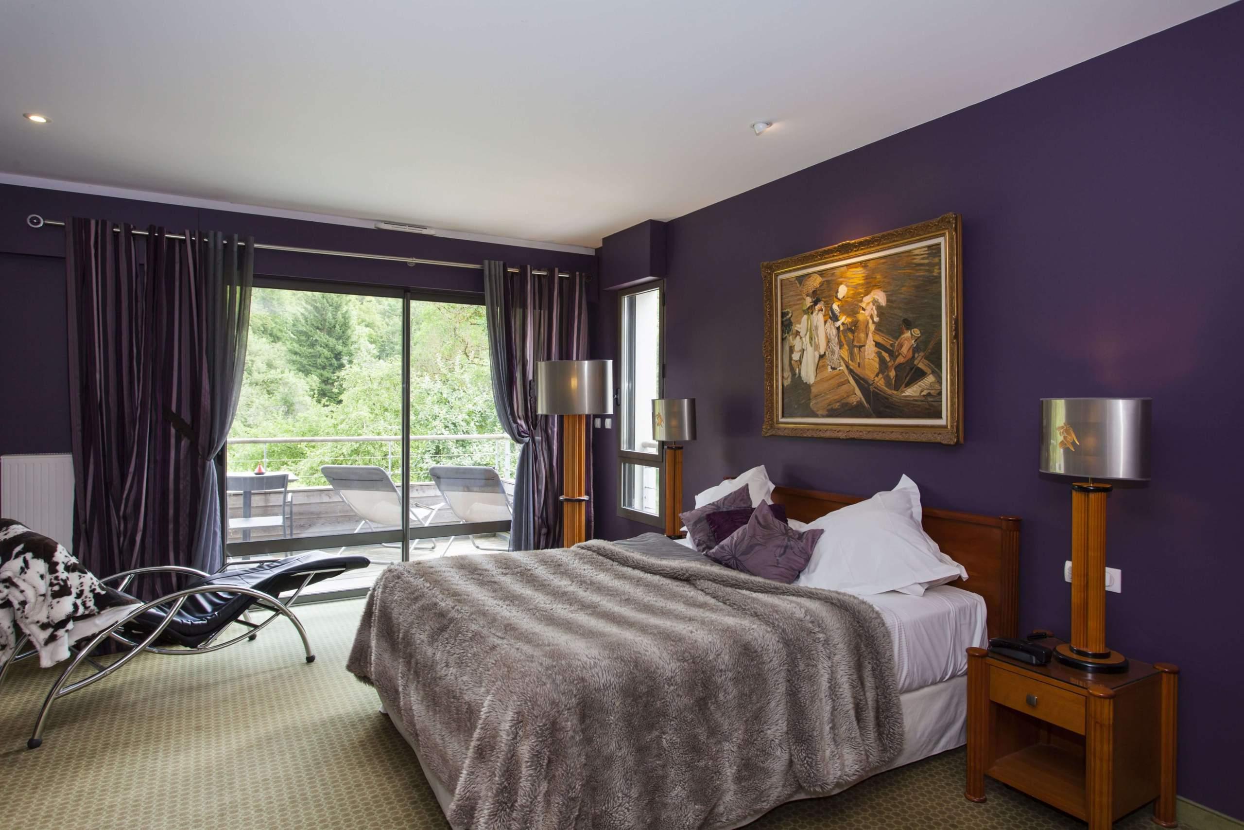 Suite · La Source Bleue · Hotel de Charme Insolite Haute-Marne