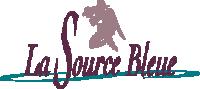 Logo - La Source Bleue · Hotel de Charme Insolite Haute-Marne